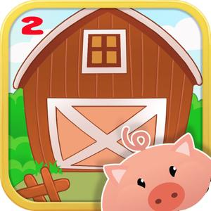 play Little Farm Preschool 2: Colors, Counting, Shapes, Matching, Letters, And More