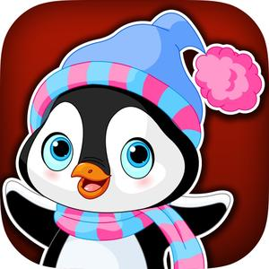 play Little Penguin Smash - Epic Falling Snowball Dodge Free