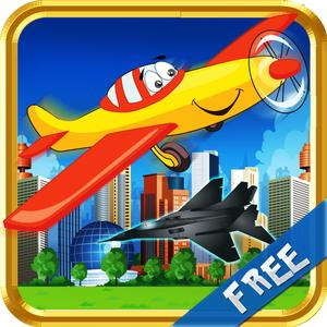 play Little Planes Day Wars Vs Angry Jets - Free Adventure Game