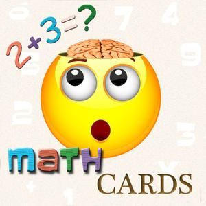 play Math Cards Flip
