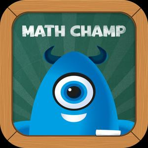 play Math Champ (Host)