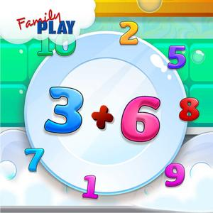 play Math Plates Basic Math Challenge A Fun Learning Game For Kids