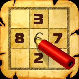 play Sudoku Puzzle - Magic Numbers