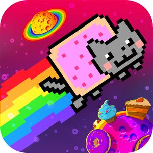 play Nyan Cat: The Space Journey