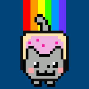 play Nyan Pong - Cat Adventure In Space!