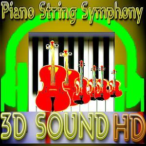 play Piano String Symphony (3D Sound Hd)