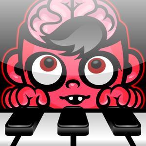 play Piano Vs. Zombies™