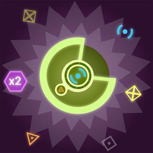 play Revolution - Highly Addictive Arcade Game.