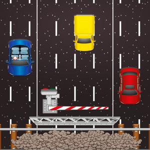 play Road Crash Cars - Rush Crush Edition