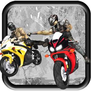 play Road Rash : Bike Race Fighter