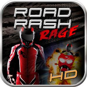 play Road Rash Rage - Extreme Motor Bike Track Racing