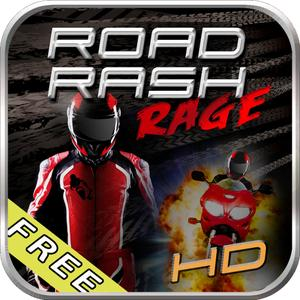 play Road Rash Rage Free - Extreme Moto Drift Genesis Racing