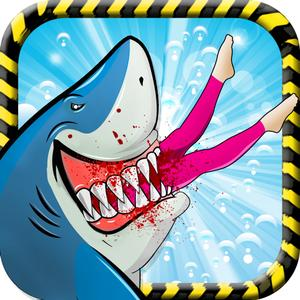 play Shark Tank Escape : Hungry Great White Fleeing Dash Free