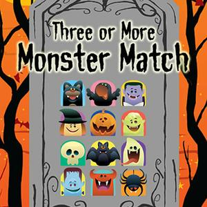 play Three Or More: Monster Match