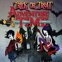 play Trick Or Treat Adventure Time