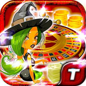 play Witch Potion 3D Deluxe Style Royale Roller Coins Roulette Vegas Live Fortune Free Game Edition