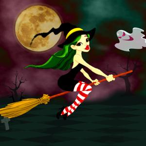 play Witchy Halloween