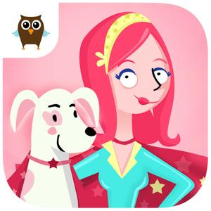 play Wonder Girl In The Morning - Supergirl Adventures And Puppy Playtime