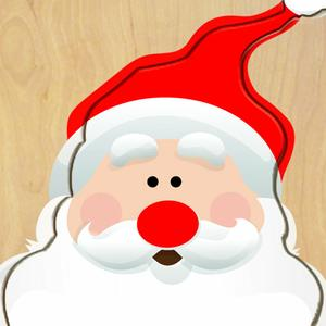play Wood Puzzle Christmas Hd