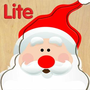 play Wood Puzzle Christmas Hd Lite