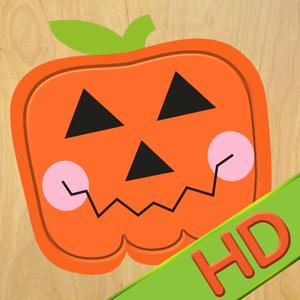 play Wood Puzzle Halloween Hd