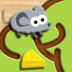 play Wood Puzzle Maze Hd