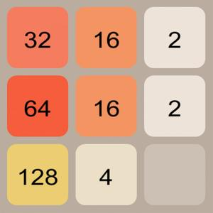 play 2048 Save/Load Extended
