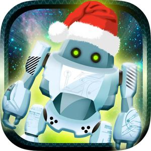play Action Packed E-Bot Planet X