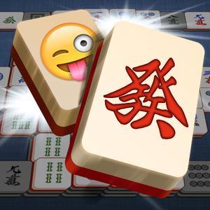play Addictive Mahjong Emoji Hd