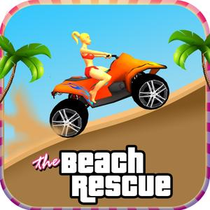 play Beach Rescue - 3D Buggy Simulation Game