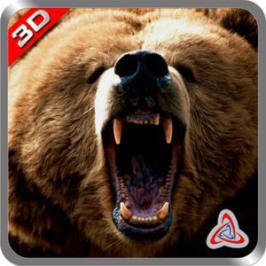play Bear Jungle Attack : Free 3D Adventure Risk
