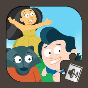 play Bedtime Stories - Audiobook Puzzles