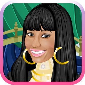 play Celeb Dress Up - Nicki Minaj Edition