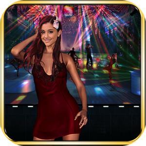 play Celeb Jumper - Ariana Grande Edition