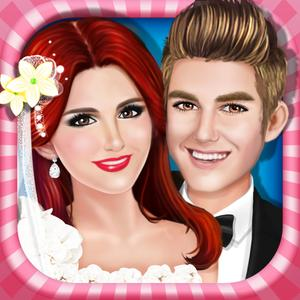 play Celebrity Beach Wedding Party - Seaside Beauty Salon & Mini