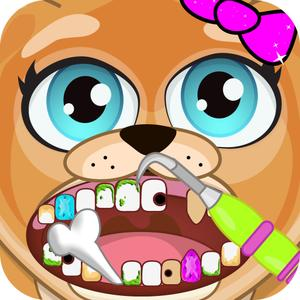 play Celebrity Dentist Office Pets - Animal Pet Doctor Pro Surgeon Kids Game Free