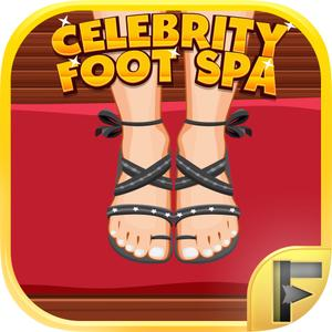 play Celebrity Foot Fashion Spa - Free For Kids