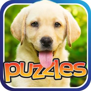 play Dog Puzzles