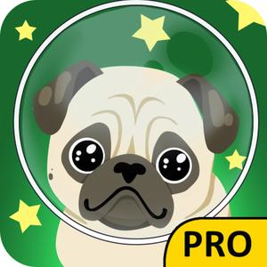play Dog Space Adventure Pro