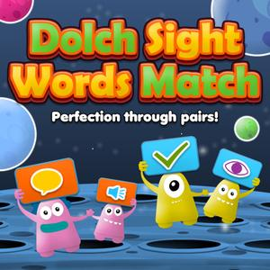 play Dolch Sight Words Match Hd