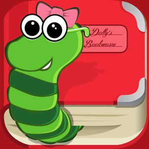 play Dolly'S Bookworm - The Book-Lovers Puzzle Game