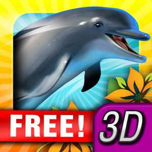 play Dolphin Paradise: Wild Friends