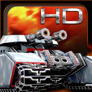 play Extreme Battle-Action Futuristic Tank Game