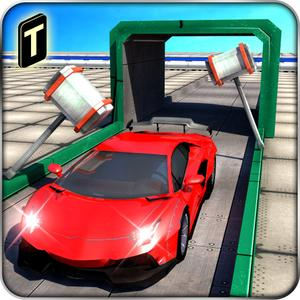 play Extreme Car Stunts 3D