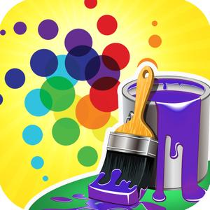 play Extreme Color Art Twister - Fun Twist And Twirl Drawing Mania