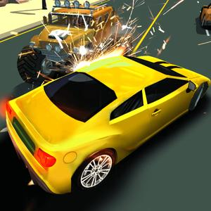 play Extreme Highway Traffic Rogue Racer Game
