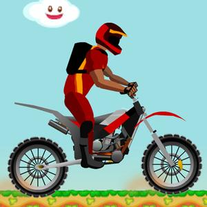 play Extreme Moto Mania - Race Game