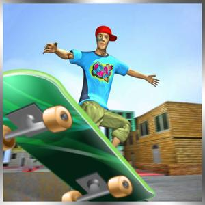 play Extreme Skate Boarder 3D Free Street Speed Skating Racing Game