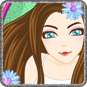 play Eye Treatment Before Sleep - Girls Game