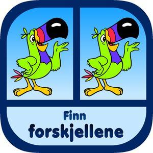 play Finn Forskjellene